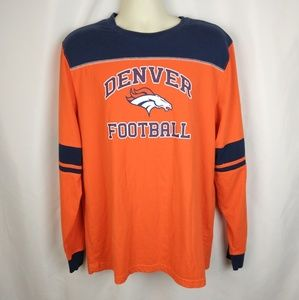 Denver Broncos Sweatshirt XL,  Beanie, and slipper